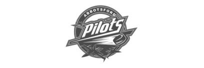 Supporters of Abbotsford Pilots Hockey